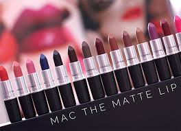 mac the matte lip collection many of these lipsticks are stars but they don