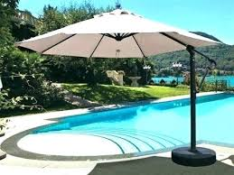 sunbrella umbrella replacement 9 outdoor umbrella replacement canopy cantilever umbrella sunbrella sunbrella cantilever umbrella cover