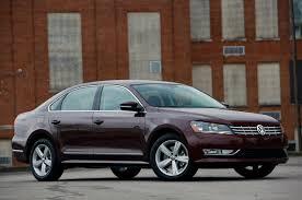 2012 Volkswagen Passat - Autoblog