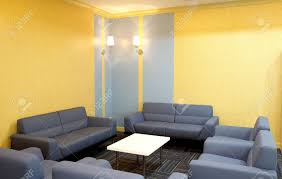 Trendy Living Room Trendy Living Room Sofa Chairs And Tables All In Blue And