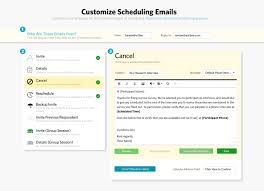 scheduling overview ethnio help once they are confirmed they also will get all the details via email
