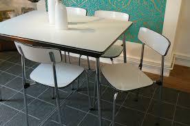 Retro Kitchen Table Chairs Retro 50 S Kitchen Table Set Cliff Kitchen