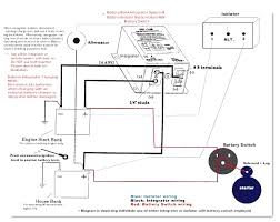 simple boat wiring diagram stylesync me Bass Boat Wiring Diagram at Free Boat Wiring Diagram