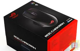Обзор игровой <b>мыши ASUS ROG</b> Chakram GreenTech_Reviews