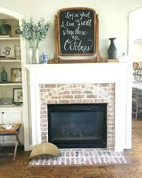 fireplace hearth decorating ideas fireplace mantel