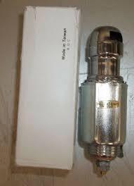 Marine Cigarette Lighter Map Light Steel