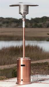 outdoor patio heater garden party copper commercial propane gas wheels safe