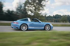 2018 porsche targa 4s. perfect 2018 porsche 911 targa 4s exclusive design edition wears classic 356 color  special model will be available in the us and 2018 porsche targa 4s