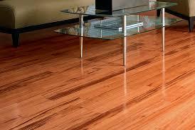 solid parquet floor glued varnished import exotic tigerwood natural