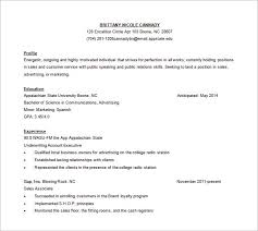 Customer Service Resume Templates Free Awesome 28 Customer Service Resume Templates DOC PDF Excel Free