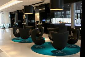 interesting office lobby furniture. Home Office Setup With Sofa Design Ideas Lobby Offices Furniture Fantastic  Great Blue Carpet And Unique Interesting Office Lobby Furniture Y