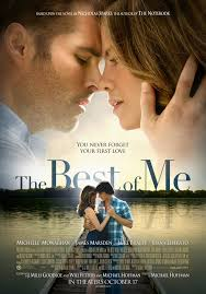 nicholas sparks films the best of me