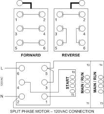 reversing drum switch wiring diagram efcaviation com how to wire a single phase motor forward and reverse at 3 Phase Drum Switch Wiring Diagram