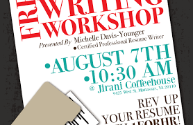 Free Resume Writing Workshop