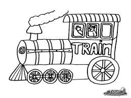 S Lection De Dessins De Coloriage Train Imprimer Sur Laguerche