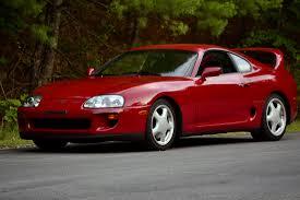 Toyota Supra 2002