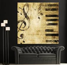 most recently released black white piano keys note canvas home fine wall art prints intended