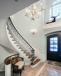 lighting pretty chandelier for entryway 5 glamorous modern foyer ideas home design large size of chandeliers