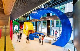 office of google. Must Credit PENSON/Rex Features Mandatory Credit: Photo By PENSON / Rex  (1811356a) A Peek Inside Google\u0027s London Headquarters It Office Of Google 7