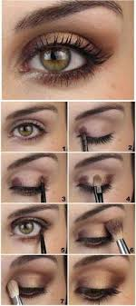 if you want to use a dark shadow underneath then use fluffy brush and brush out the eyeshadow if you are just learning how to use makeup you should start