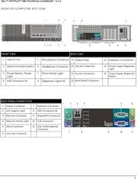 Dell Diagnostic Lights Dell Technical Guidebook Inside The Optiplex Pdf Free Download