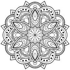 Small Picture Adult Mandala Coloring Pages at Coloring Book Online