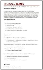 build my resume for free. cv sample with maternity leave ...