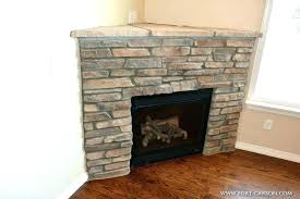 home and furniture best choice of corner gas fireplace insert marvelous living room corner