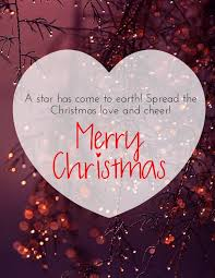 love christmas quote message 2017
