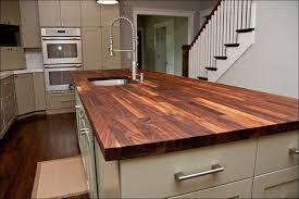 image of ikea butcher block countertop kitchen island