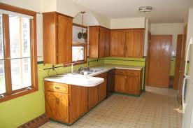White Stained Wood Kitchen Cabinets Furniture Elegant Kitchen Awesome Cabinet Refacing Wooden Wall