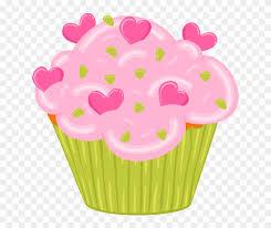 Clipart Cupcake December Wandtattoo Wandsticker 621070
