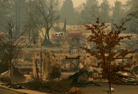 Nurse ignored path to safety in wildfire; headed for the hospital ...