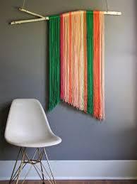 hang some yarn art