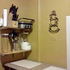 Coffee Decor For Kitchen Popular Coffee Kitchen Decor Buy Cheap Coffee Kitchen Decor Lots