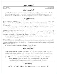 fast food cook resumes prep cook resume download by srhnf info