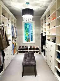 walk in closet walk in closet with suede island bench walk in closet behind bed ikea