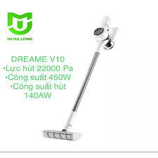 Máy hút bụi cầm tay không dây đa năng Xiaomi Dreame V12 / V11 / V10 / V9  tại Quảng Ninh