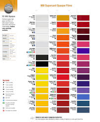 Avery 900 Supercast Colour Chart 27 Disclosed Avery Vinyl Color Chart