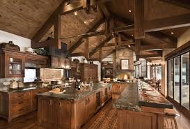 rustic kitchens with islands. Phillips Development General Contractors | Rustic Kitchen Kitchens With Islands A