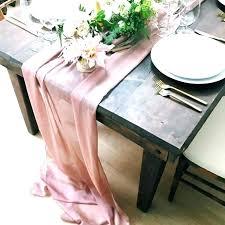 diy table runner ideas decoration table runner ideas best wedding runners on rustic with regard to diy table runner ideas