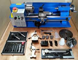 mini lathe packages