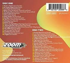 Zoom Karaoke Pop Chart Picks 2019 Part 1 2 Disc Karaoke Cd