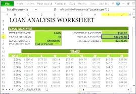 Student Loan Repayment Excel Spreadsheet Student Loan Template