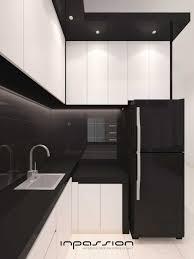 interior design kitchen. Inpassion Interior Design Kitchen - Ms. Melisa Surabaya Psx20170213133227 Minimalist 27558 A