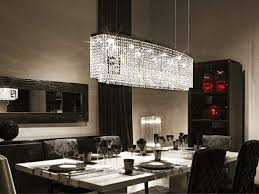 contemporary lighting fixtures dining room. Perfect Lighting 7PM Modern Contemporary Luxury Linear Island Dining Room Crystal Chandelier  Lighting Fixture To Fixtures N