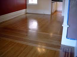 picture of wood floor polishing
