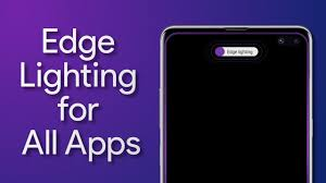 Galaxy S8 What Is Edge Lighting Allow All App Notifications To Use Edge Lighting On Curved