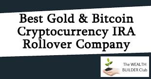 Blockmint, coin ira, bitcoin ira, bitira and itrustcapital. The Best Gold Bitcoin Ira Rollover Companies 2020