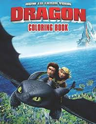 How to create personal calendar how to create personal coloring page. How To Train Your Dragon Coloring Book Coloring Book For Kids And Adults 40 Illustrations By Emma Simmons